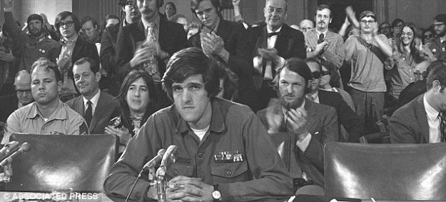 "In 1971, Kerry asked Congress, ""How can you ask a man to be the last man to die for a mistake?"""